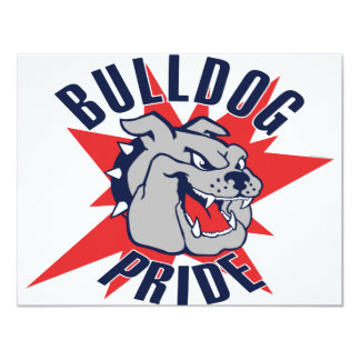 Bulldog Pride Card