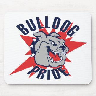Bulldog Pride Mouse Pad