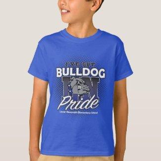 Bulldog Pride TShirt (kids)