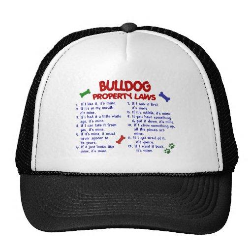Bulldog Property Laws 2 Trucker Hat