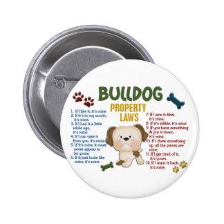 Bulldog Property Laws 4 Pin