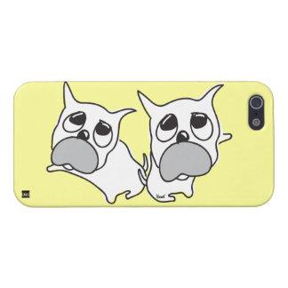 Bulldog Puppies iPhone 5 Case
