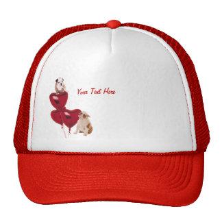 Bulldog Puppy Love Trucker Hat