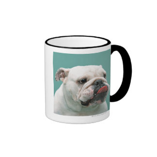 Bulldog Ringer Mug
