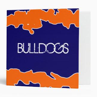 "Bulldog Rip 2"" Binder"