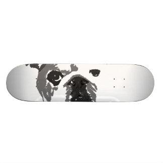 Bulldog Skateboard Deck