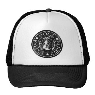 Bulldog Stamp Trucker Hat