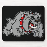 Bulldog Style Mouse Pad