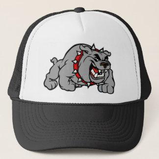 Bulldog Style Trucker Hat