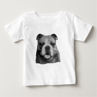 Bulldog - Stylized Image Tee Shirt