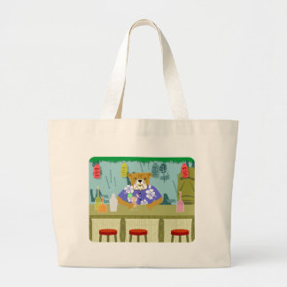 Bulldog Tiki Bar Bag