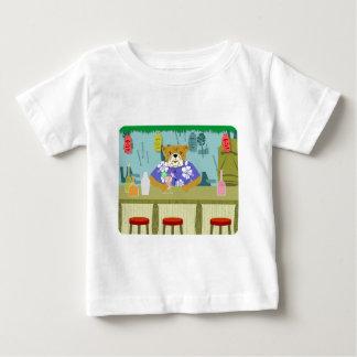 Bulldog Tiki Bar Infant T-shirt