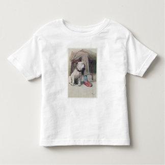 Bulldog Toddler T-shirt