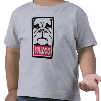 BULLDOG - toddler Tee Shirt