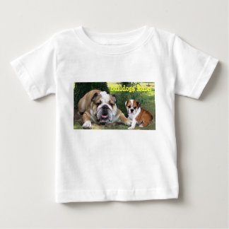 Bulldog Toddler Unisex T-Shirt