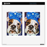 Bulldog Watercolor Dog Art Painting Kindle Fire Decal