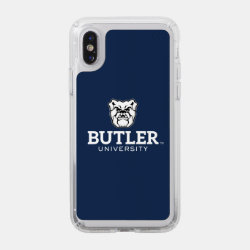 Speck Presidio iPhone X Case with Bulldog Phone Cases design