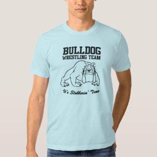 Bulldog Wrestling 2 T-shirt