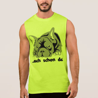 Bulldoggeauchschonda Sleeveless Shirt