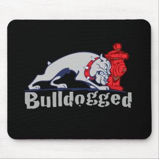 Bulldogged Mouse Pad