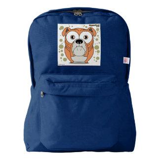 BullDogn Backpack, Navy Backpack