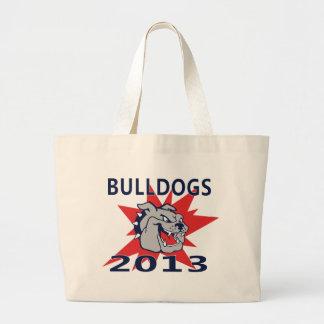 BullDogs 2013 Jumbo Tote Bag