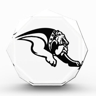 Bulldogs Acrylic Award