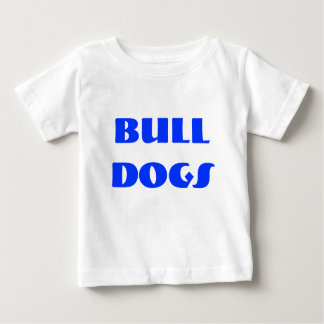 Bulldogs Baby T-Shirt