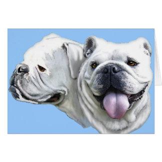 Bulldogs Card