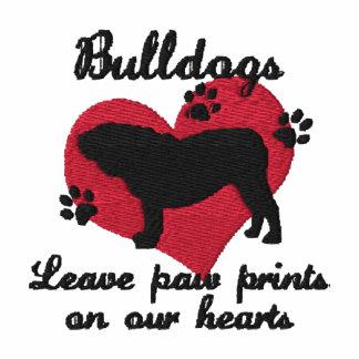 Bulldogs Leave Paw Prints