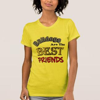 Bulldogs Make The Best Friends Tshirt