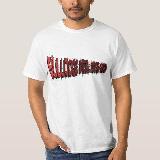 Bulldogs Metal Mayhem Economical T-shirt