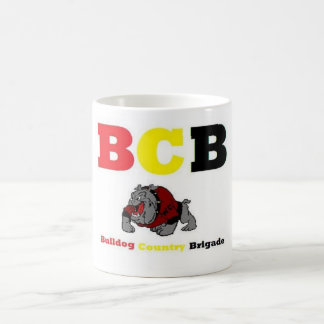bulldogs coffee mug