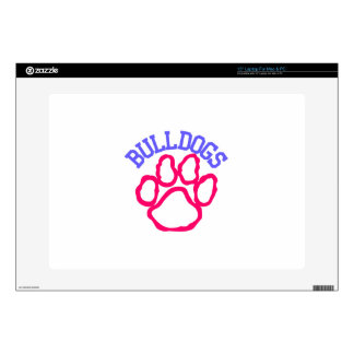 Bulldogs Decals For Laptops