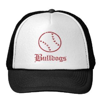 Bulldogs Softball Trucker Hat
