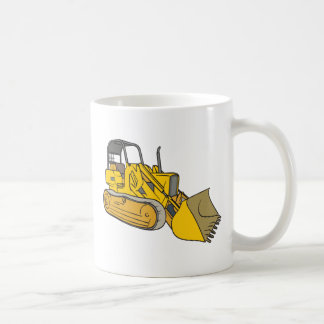 Bulldozer Coffee Mug