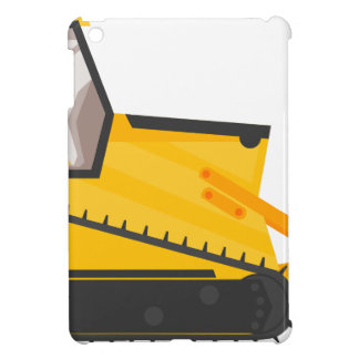 Bulldozer Construction Machine Case For The iPad Mini