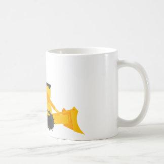 Bulldozer Construction Machine Coffee Mug