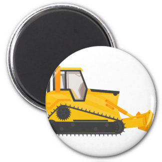 Bulldozer Construction Machine Magnet
