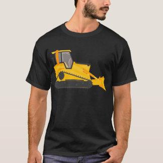 Bulldozer Construction Machine T-Shirt
