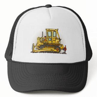 Bulldozer Dozer Hat
