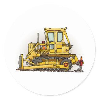 Bulldozer Dozer Sticker