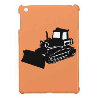 bulldozer iPad mini covers