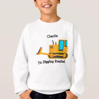 Bulldozer Kid's Shirt