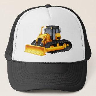 Bulldozer Trucker Hat