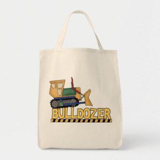 Bulldozer Tshirts and Gifts Tote Bag