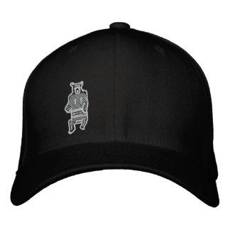 Bulleit Bear Baseball Cap
