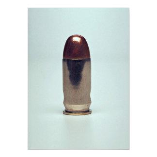 Bullet 5x7 Paper Invitation Card
