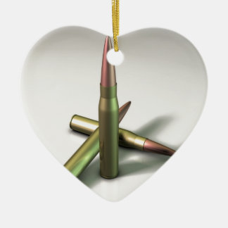 Bullet Ammo Christmas Ornament