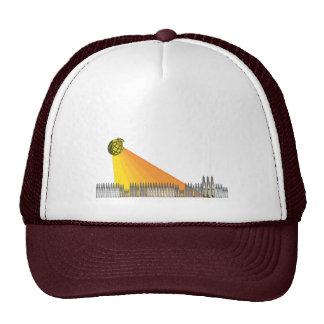 Bullet City Mesh Hats